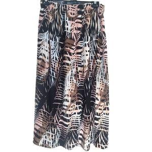 2for30!! Alfani pleated midi skirt size XS